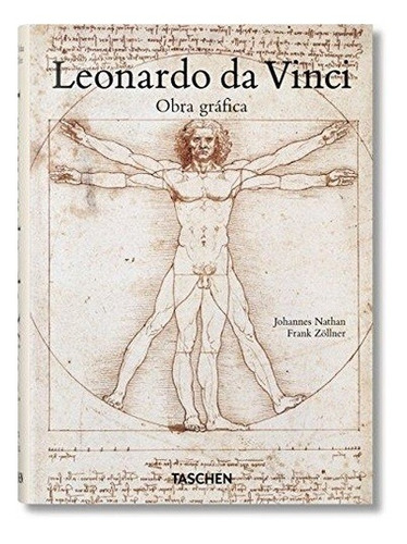 Leonardo Da Vinci - Obra Gráfica - Nathan, Zollner