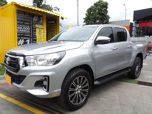 Toyota Hilux Crv