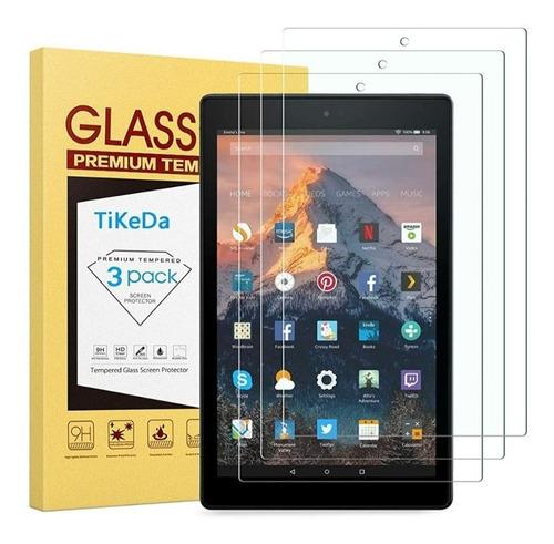 Protector De Pantalla Vidrio Templado Tablet 10.1 Fire Hd 10