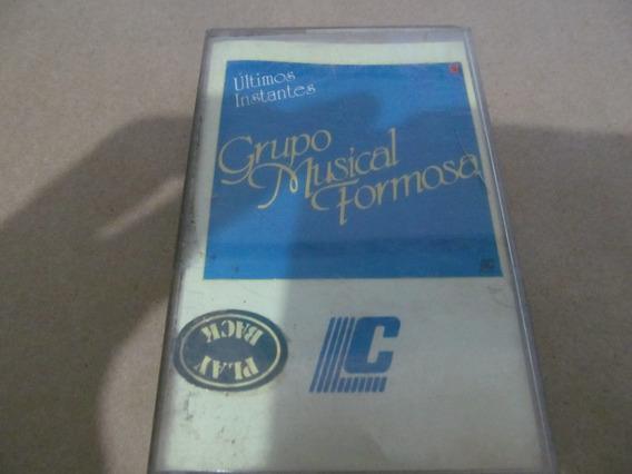 Grupo Musical Formosa - K7 Últimos Instantes Play-back