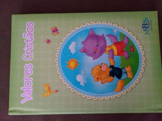 Livro Infantil - Valores Cristãos