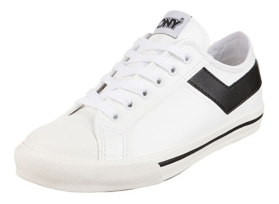 Zapatillas Niño Pony Cuerina Shooter Ox New Pele Originales