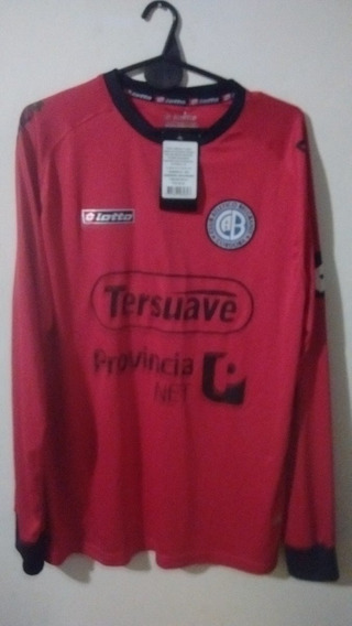Camiseta De Arquero De Belgrano De Cordoba, Lotto Original