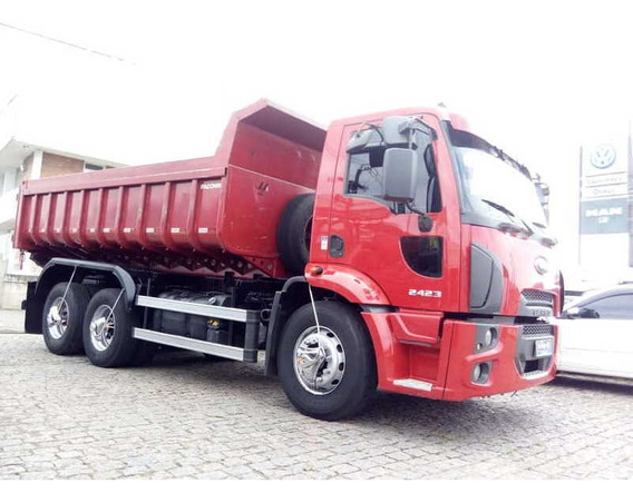 Ford Cargo 2423 L 2013