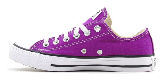 Tênis Converse All Star Unisses Couro - 50% Off So Hoje