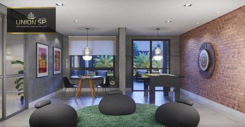 Apartamento Com 2 Dormitórios À Venda, 61 M² Por R$ 645.371,00 - Jabaquara - São Paulo/sp - Ap45340