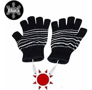 Kbinter Usb 2.0 Powered Stripes Heating Pattern Knitting Woo