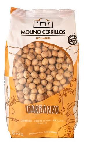 Garbanzos Legumbres Molino Cerrillos Premium 500g Sin Tacc