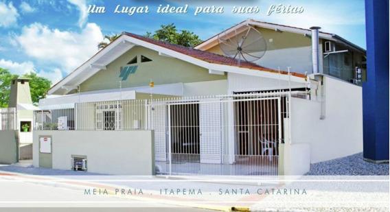 Linda Casa Para Excursão - 1264
