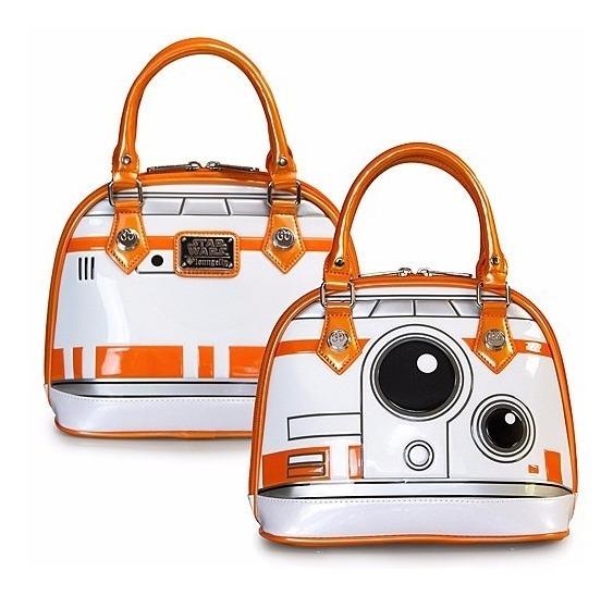 Star Wars Bb-8 Bolsa De Mujer Fashion By Loungefly No R2-d2
