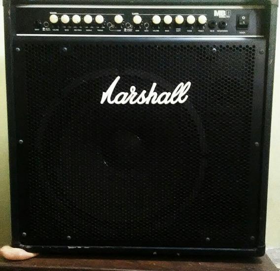 Amplificador De Bajo Marshall Mb150