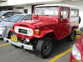Toyota Fj Cruiser 4.0 V6 Mt 4000cc 5p 4x4