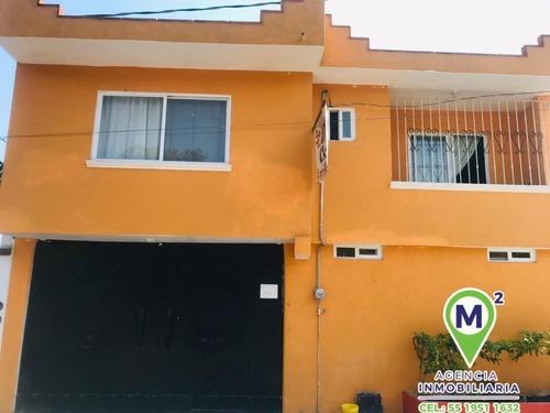Casa Comercial En Ahuatepec / Cuernavaca - M2ai-228-cc