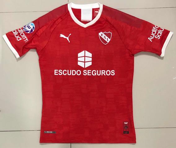 Independiente Camisa De Jogo Da Superliga Argentina Hernandz