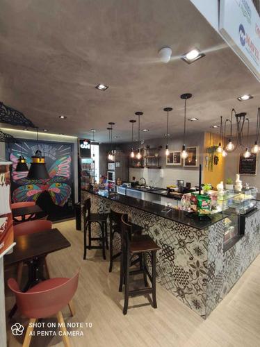 Imagem 1 de 14 de Cafeteria Dentro De Home Center