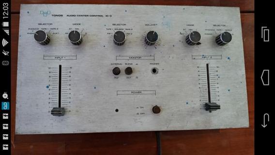Mixer Tonos Ic3 Pratiado Otimo Estado Raridade Barato