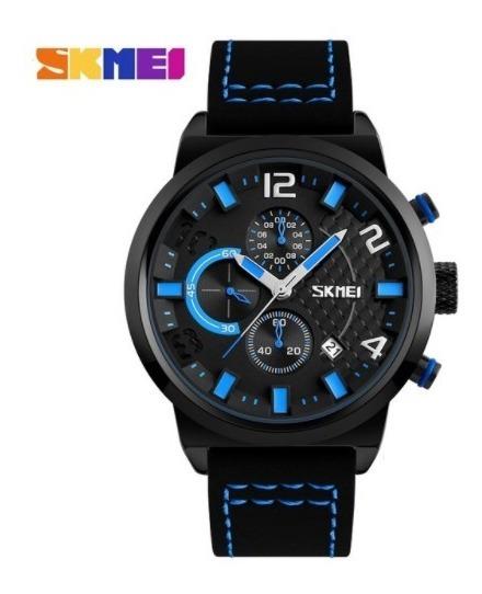 Relógio Importado Skmei® Sport Watch Com Cronógrafo - Oferta