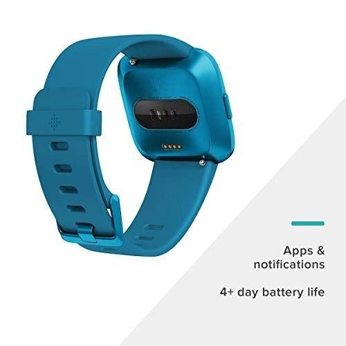 Fitbit Smartwatch Versa Lite Marina Azul Reloj 5227