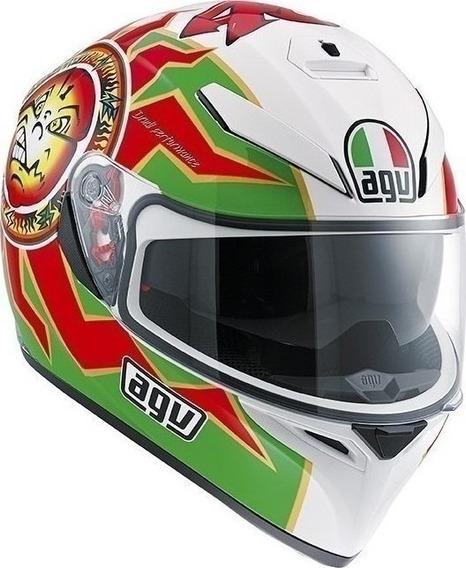 Casco Agv K3 Sv Imola Valentino Rossi Vr46 Pista