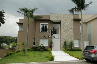 Casa Com 4 Suites À Venda, 680 M² No Residencial Villa Solaia - Alphaville - Sp - Ca0263
