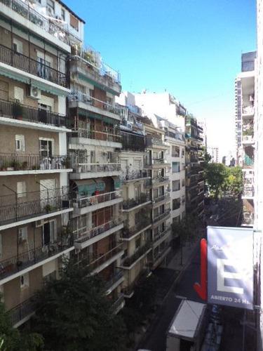 Retasado!! Recoleta - Amplio 4 Amb Al Frente C/balcon C/palier Privado   Dependencia