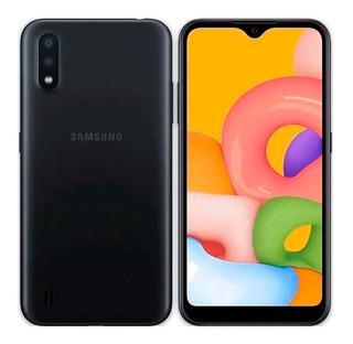 Celular Libre Samsung Galaxy Ao1 Negro