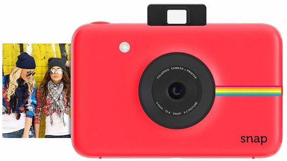Câmera Instantânea Polaroid Snap Pronta Entrega