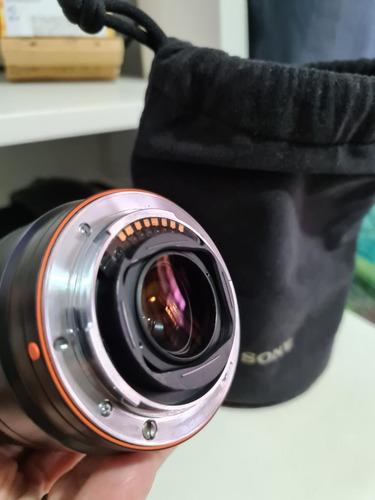Lente Dsrl Sony 75-300 - Perfeita