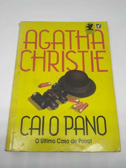 Agatha Christie Livro Cai O Pano O Último Caso De Hercule Po