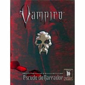 Livro De Rpg Vampiro O Requiem Escudo Do Narrador
