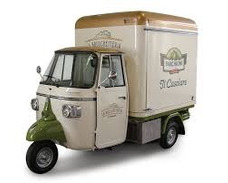 Food Truck Food Bike Sobre Zanella
