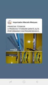 Prancha Titanium Profissional