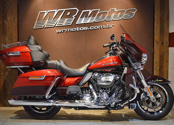 Electra Glide Ultra Limited 2018
