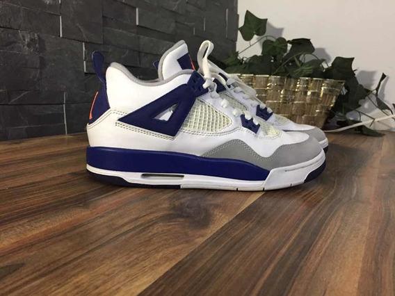 Tenis Jordan 4 Retro 100% Originales + Envío Dhl Gratis