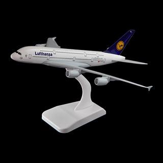 Avión A Escala: Lufthansa - Airbus A380 (1:320)