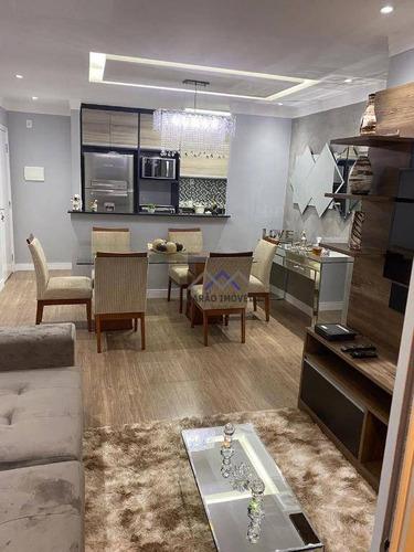Imagem 1 de 21 de Apartamento À Venda, 83 M² Por R$ 590.000,00 - Vila Das Hortências - Jundiaí/sp - Ap1716