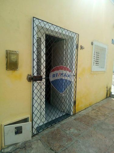 Casa Com 2 Dormitórios À Venda, 70 M²  - Aeroporto - Mossoró/rn - Ca0072