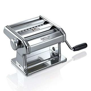 Máquina De Pasta Marcato Atlas Ampia, Fabricada En Italia, A
