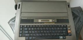 Panasonic R540 Antiga Máquina Escrever Eletrónica Accu Spell