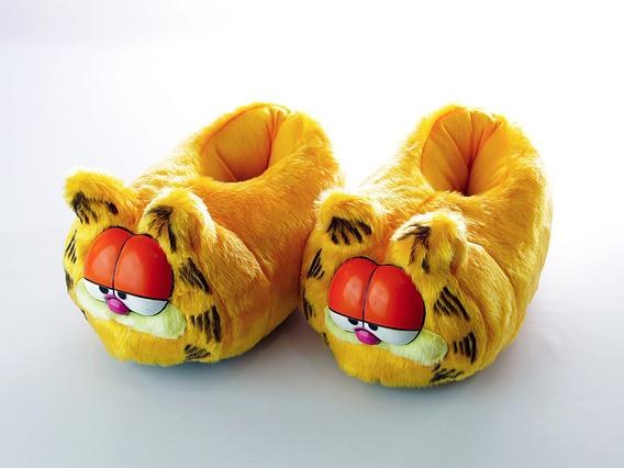 Pantuflas De Gato Garfield Adulto Envio Gratis
