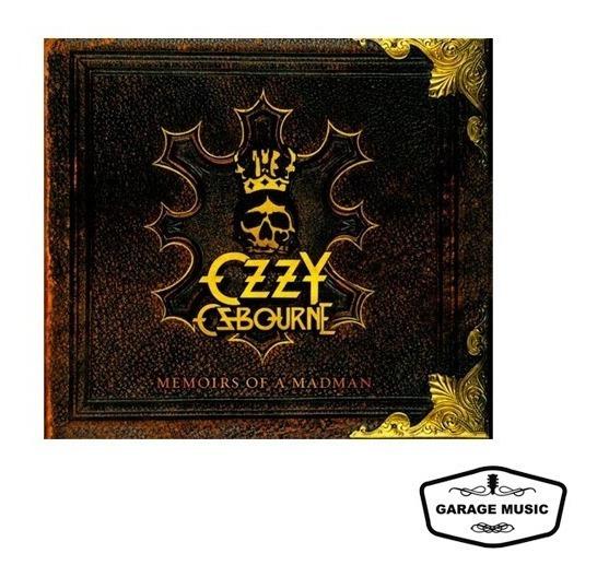 Vinilo Ozzy Osbourne - Memoirs Of A Madman Sony (2 Lp)