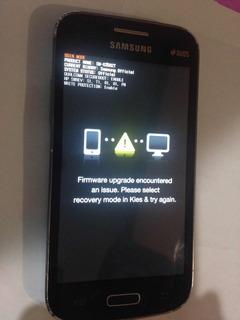 Samsung G3502t Não Sai Desta Tela Recovery