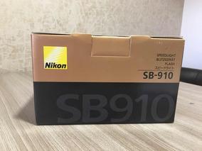 Flash Nikon Sb 910 Speedlight..