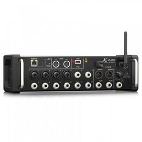 Mesa Digital Behringer X-air Xr12 Mixer 12 Canais Wifi E Usb