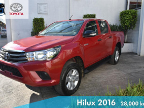 Toyota Hilux 2016 Doble Cabina