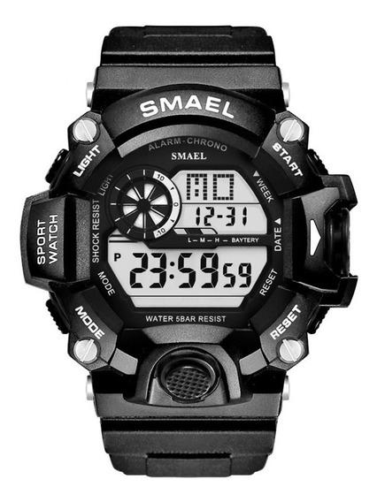 Relógio Smael Esportivo Digital À Prova D