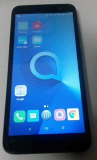 Alcatel 1 Smartphone - Tela Trincada