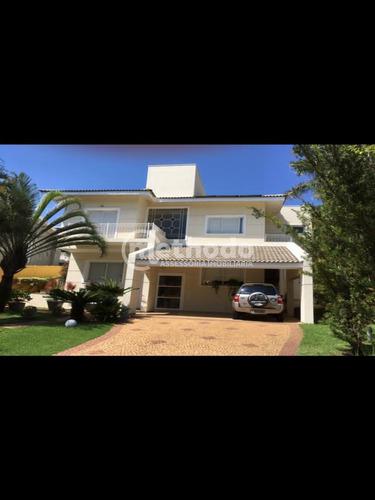 Casa Venda Alphaville Campinas Sp - Ca00491 - 68770601