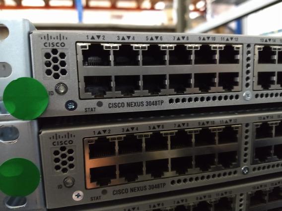Cisco Nexus N3k-c3048tp-1ge V01