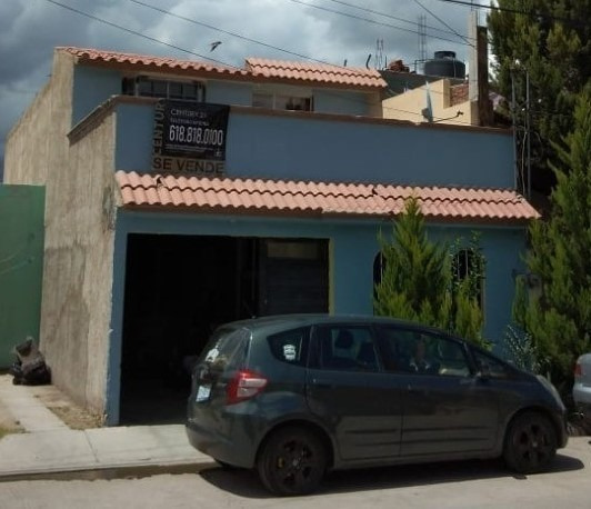 Casa En Venta Fracc Villas Del Guadiana I Durango